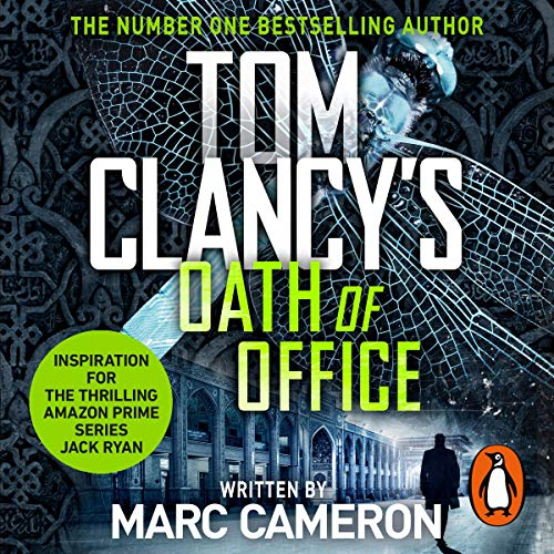 Tom Clancy's Oath of Office cover art