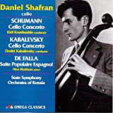 Concerto for Cello and Orchestra, Op. 49: III. Andantino