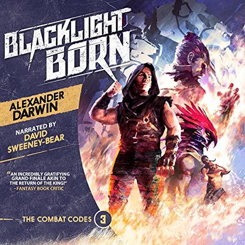 Blacklight Born Audiobook By Alexander Darwin cover art