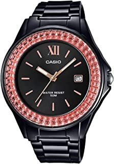 Casio Watch Analogue Display and Rubber Strap LX-500H-1E