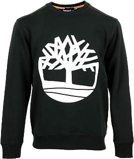 Timberland Logo Sweatshirt A2BJ8N92