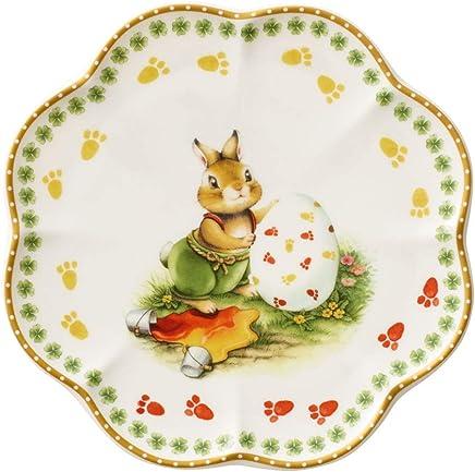 Preisvergleich für Villeroy & Boch Annual Easter Edition Jahresteller 2019, 22 cm, Porzellan, Bunt