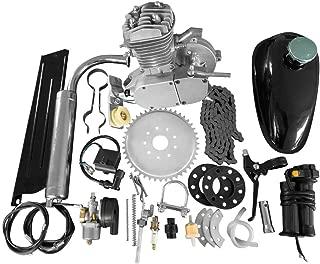 MOTOOS 50cc 2 Stroke Bicycle Motorized Cycle Gas Engine Motor Set - 26