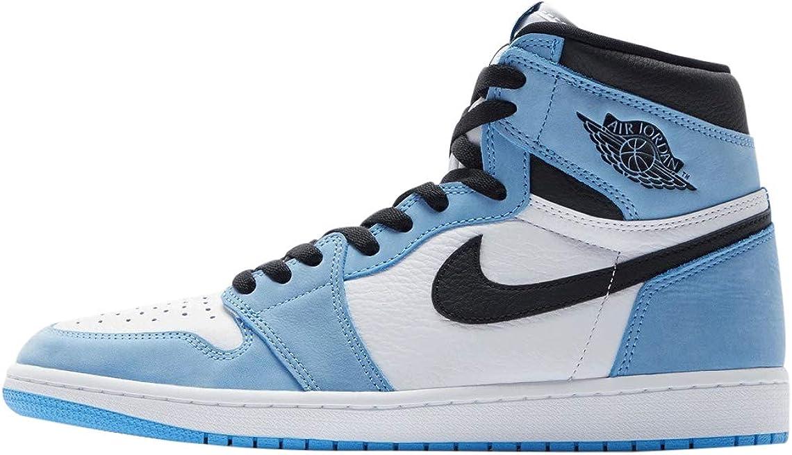 Amazon.com | Jordan Mens Air 1 Retro High | Basketball