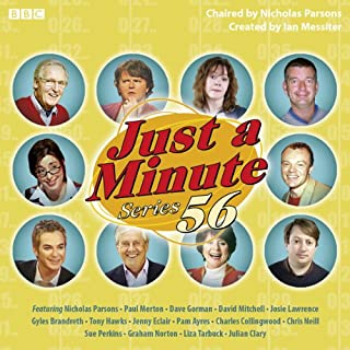 Just A Minute: Complete Series 56 cover art