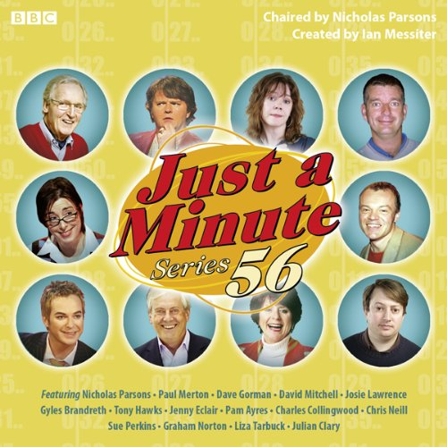Just A Minute: Complete Series 56 Titelbild