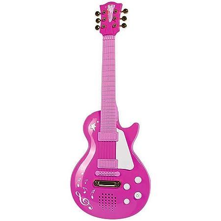 Simba - 106830693 - Guitare Rock - My Music World - Rose