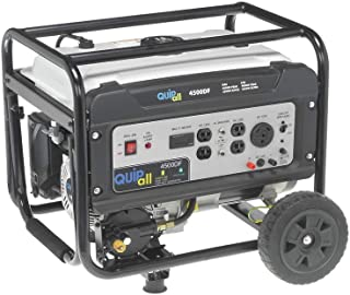 Quipall 4500DF Dual Fuel Portable Generator (CARB)