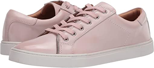 Urban Pink Brush-Off Waxed Leather