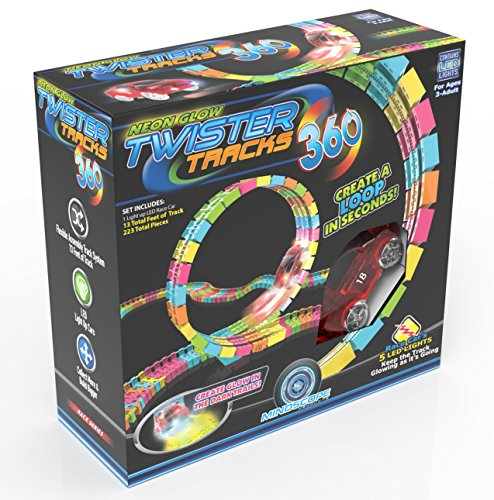 Mindscope Twister Tracks Trax 360 Loop...