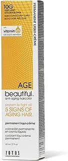 AGEbeautiful 10G Very Light Golden Blonde Permanent Liqui-Creme Hair Color 10G Very Light Golden Blonde