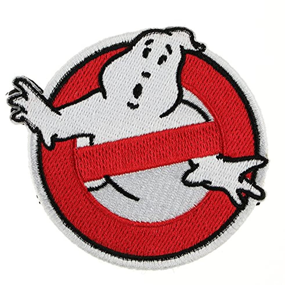 LiZMS Tactical Patch : Ghostbuster Movie - Hook and Loop Fasteners