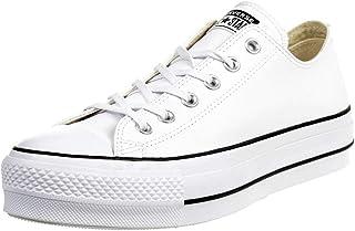 حذاء رياضي برباط ونعل سميك Chuck Taylor للنساء من كونفرس