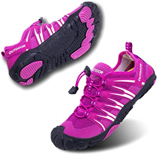 Barefoot Running Shoes Mens Womens Breathable Trail Running Shoes Minimalist Unisex Non-Slip Aqua Shoes Gym Fitness Walkin...