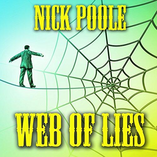 Web of Lies audiobook cover art