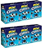 Oreo Mini Galletas 160 gr. - [Pack de 6]