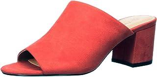 Marca Amazon - Berlin Sandalias de tacón ancho por The Drop