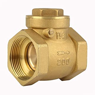 Best plumbing non return valve Reviews