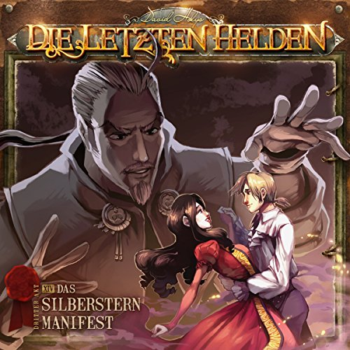 Das Silberstern Manifest     Die Letzten Helden 14              By:                                                                                                                                 David Holy                               Narrated by:                                                                                                                                 Christian Rode                      Length: 5 hrs and 51 mins     1 rating     Overall 5.0