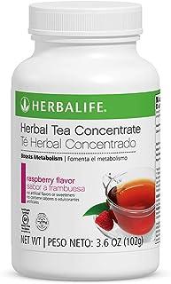 Herbal Tea Raspberry 3.6 OZ Metabolism Booster Drink