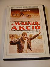 A McKenzie Akcio (1971) The McKenzie Break / English and Hungarian Sound / Hungarian Subtitles [European DVD Region 2 PAL]