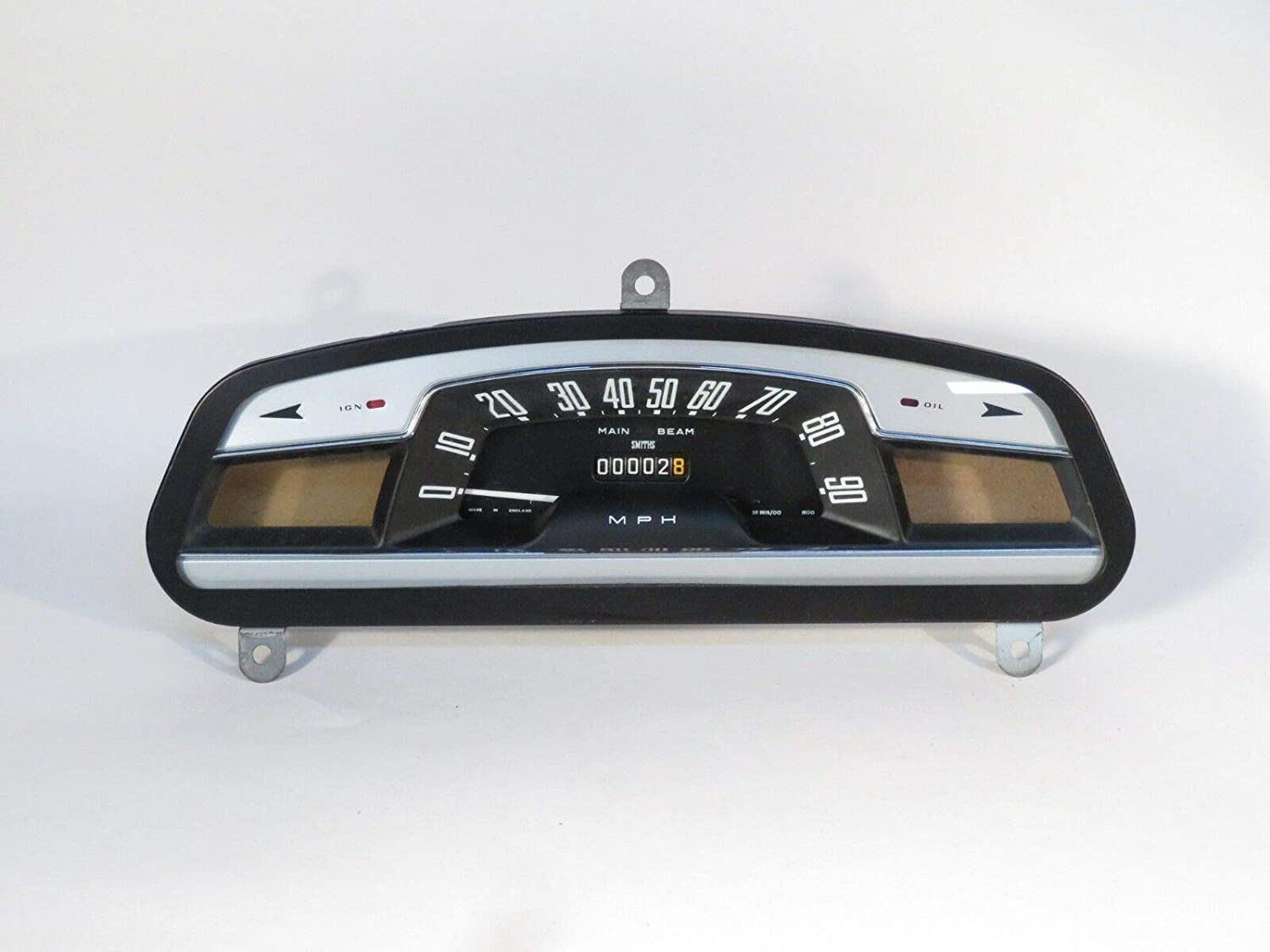 Fees free EPC Speedometer Assembly NOS Smiths Fits Austin Brand A40 wholesale Farina