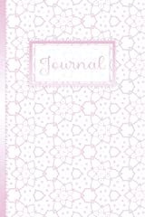 Journal ~ The Belles: Spring Blush: 6X9 College Ruled Journal Diary Notebook Paperback