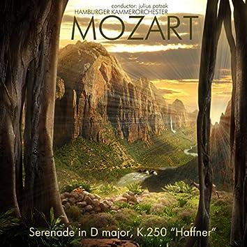 """Mozart: Serenade in D Major, K. 250 """"Haffner"""""""