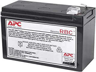 APC UPS Battery Replacement, APCRBC110, for APC UPS Models BE550G, BE550MC, BN600MC and select others