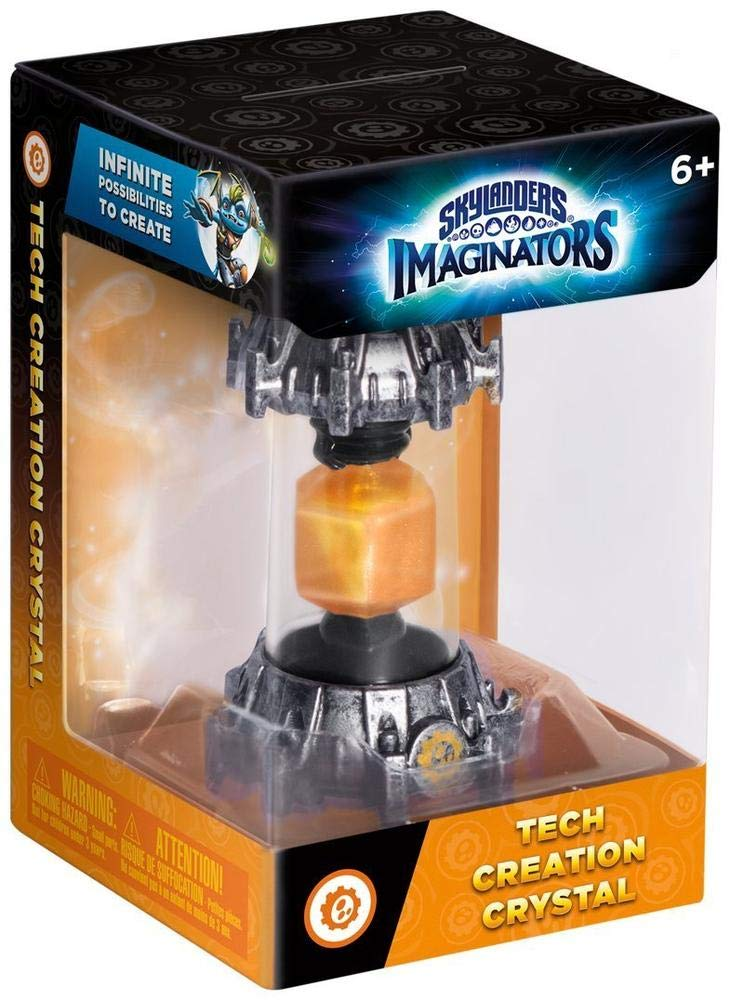 Skylanders Imaginators OFFicial shop - Crystal Discount mail order Tech 3 Xbox One PS4 PS3