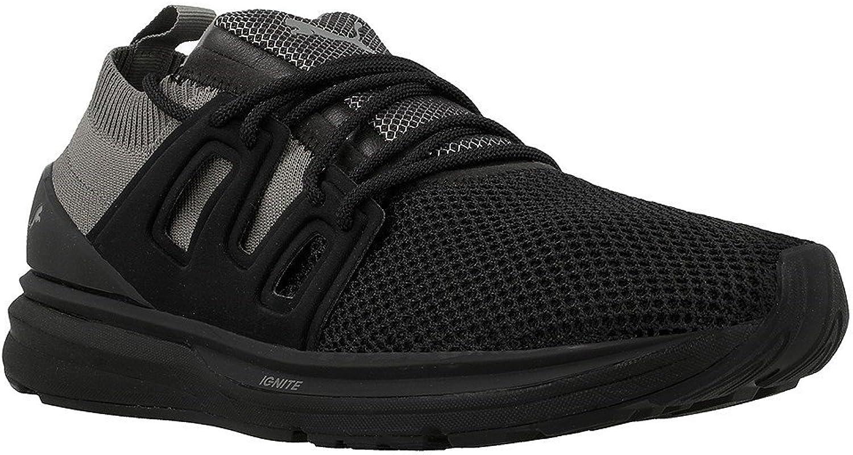 PUMA Limitless Lo Evoknit Mens Sneakers Black