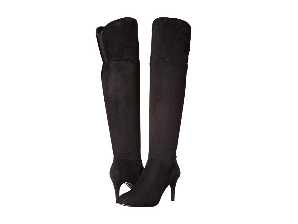 CL By Laundry Newly (Black Suede) Women