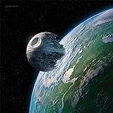 Star Wars X-Wing: Miniatures Death Star II / Endor Playmat -...