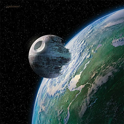 Fantasy Flight Games Star Wars Death Star II Playmat, Multicolor