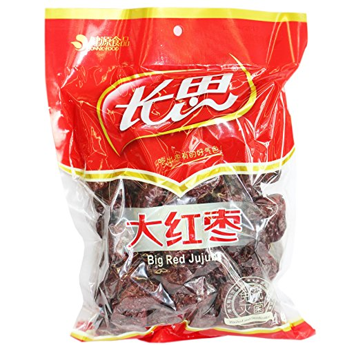 JF Grosse rote Jujube Datteln 454g