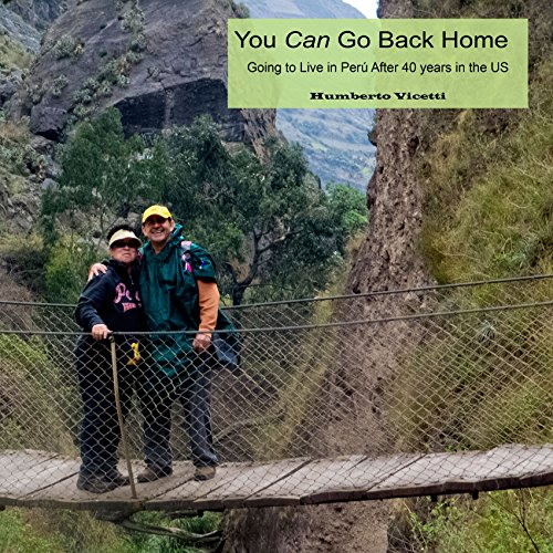 You Can Go Back Home audiobook cover art