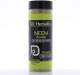 Dr. Herbalist Neem Powder Bottle (170g)