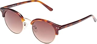 Calvi Clubmaster Men's Sunglasses - CAL0026, 49-21-140 mm