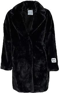 Rino and Pelle Women's Joela Faux Fur Coat Black