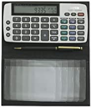 $51 » Datexx Battery Powered Checkbook Calculator - Tracks Up to 3 Accounts (1 Qty)