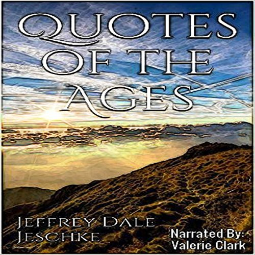 Quotes of the Ages audiobook cover art