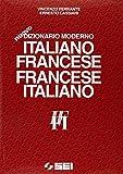 Nuovo dizionario moderno italiano-francese, francese-italiano