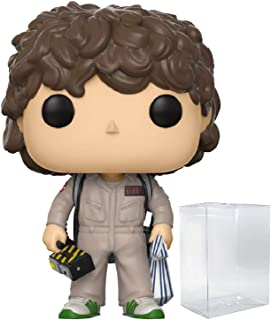 Funko Stranger Things - Ghostbusters Dustin Pop! Vinyl Figure (Includes Compatible Pop Box Protector Case)