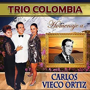 Homenaje a Carlos Vieco Ortiz: Hacia el Calvario / Tierra Labrantía / Plegaria / Ruego