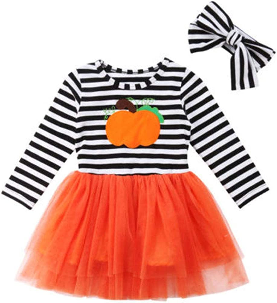Free Shipping Japan's largest assortment New Wassery Christmas Thanksgiving Dress Toddler Baby Girls S Turkey