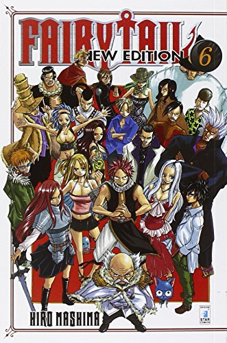 Fairy Tail. New edition (Vol. 6)