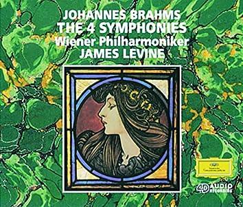 Brahms: Symphonies Nos. 1-4; Alto-Rhapsody; Tragic Overture