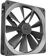 NZXT AER F - 140mm - Winglet Designed Fan Blades - Fluid Dynamic Bearings - PWM Airflow Fans - Gaming Computer Fan