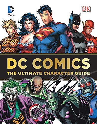 DC COMICS THE ULTIMATE CHARACT