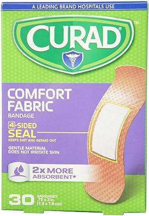 Curad Comfort Fabric Bandages